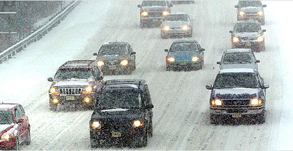 5+1 tanács a téli autóvezetéshez